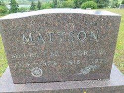 Maurice Millard Mattson