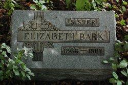 Elizabeth <I>Beyer</I> Bark