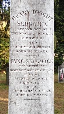 Henry Dwight Sedgwick