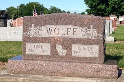 June <I>Heestand</I> Wolfe