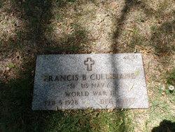 Francis B Cullinane