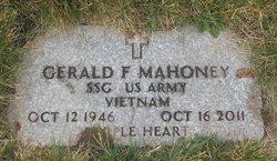 Gerald F. Mahoney, Sr
