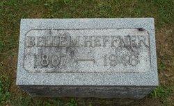 """Sarah M. """"Belle"""" <I>Walling</I> Heffner"""
