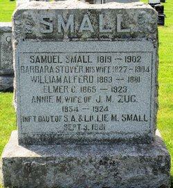 Anna Mary <I>Small</I> Zug