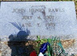 "John Henry ""Johnny"" Rawls"