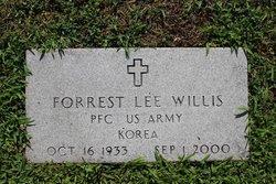 Forrest Lee Willis, Sr