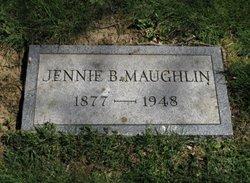 Jennie B. <I>Skelton</I> Maughlin