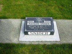 Nathan Snider