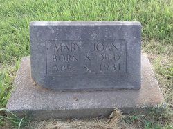Mary Joan Burton