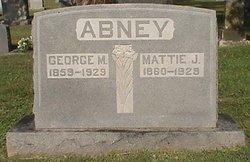 Dr George Monroe Abney