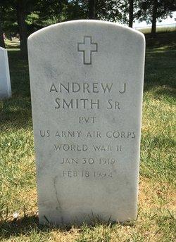 Andrew J Smith, Sr