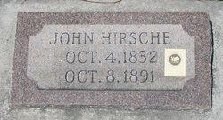 John Hirsche
