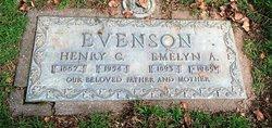 Emelyn A <I>Gordon</I> Evenson