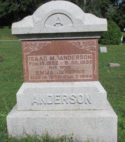 Emma Jane <I>Kerns</I> Anderson