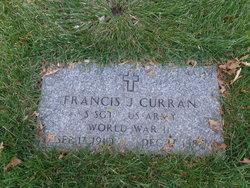 Francis J Curran