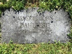 Albert John Dahlberg
