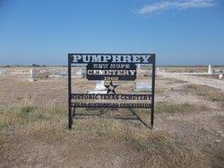 Pumphrey New Hope Cemetery