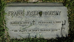 Frank Joseph Housby