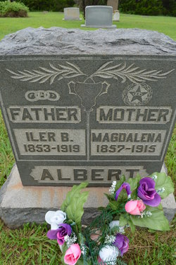 Iler Benton Albert