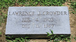 Lawrence Joseph Crowder