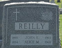 John Edward Reilly Sr.