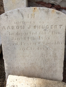 Aaron James Shugert