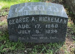 George Adam Rickeman