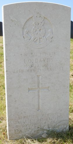 Pvt Efward Owen Davies