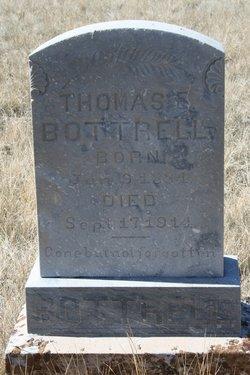 Thomas E Bottrell