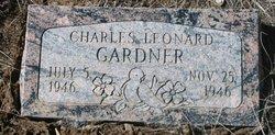 Charles Leonard Gardner