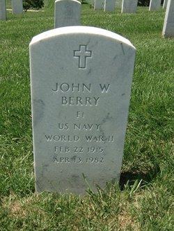 John W Berry