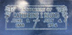Catherine I. Bloyd