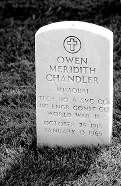 Owen Meredith Chandler
