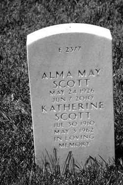 Alma May Scott