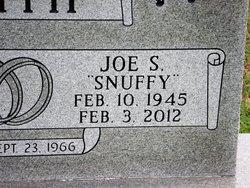 """Joe """"Snuffy"""" Smith"""
