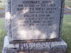 Ackerman E Judson