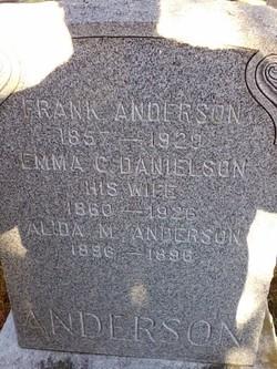 Alida M Anderson
