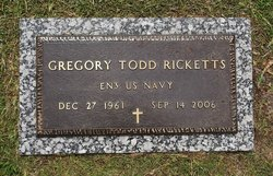 Gregory Todd Ricketts