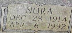 Nora Ann Matilda <I>Tidrow</I> Boles