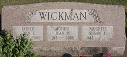 John Kenneth Wickman