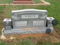 Argie Mae <I>Cable</I> Hayes