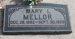 "Mary Isabell ""Belle"" <I>Stephens</I> Mellor"