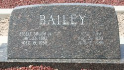 Steele Bailey, Jr