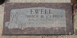 J Frank Ewell