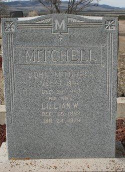 Lillian W Mitchell