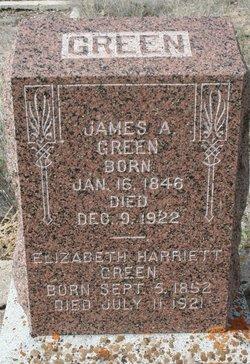 Elizabeth Harriet Green