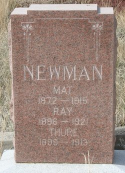 Ray Newman