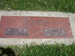 Leland W King