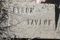 Byron Taylor