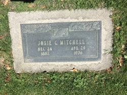 Josie Christina <I>Shearer</I> Mitchell